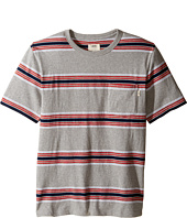 Vans Kids - Causeway Short Sleeve Crew (Big Kids)