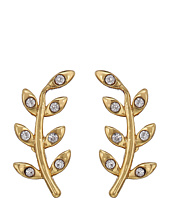 Rebecca Minkoff - Olive Branch Climber Stud Earrings