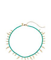 Rebecca Minkoff - Tiki Beaded Spike Necklace