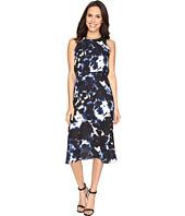 Brigitte Bailey - Duchess Watercolor Print Dress