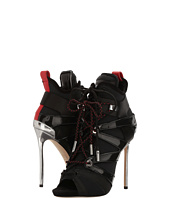DSQUARED2 - Neoprene Vitello Ankle Boot