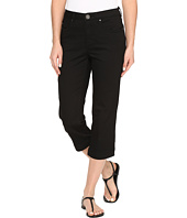FDJ French Dressing Jeans - Supreme Denim Olivia Slim Capris in Black