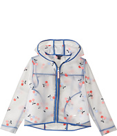 Tommy Hilfiger Kids - Cherry Printed Rain Jacket (Big Kids)