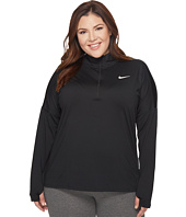 Nike - Dry Element 1/2 Zip Running Top (Size 1X-3X)