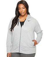 Nike - Dry Full-Zip Training Hoodie (Size 1X-3X)