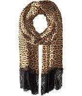 Betsey Johnson - Swanky Leopard Wrap