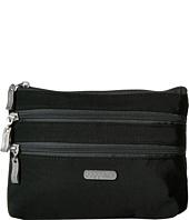 Baggallini - 3 Zip Cosmetic Case