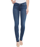 Paige - Verdugo Ultra Skinny w/ Undone Hem + Outseam Slit in Davis