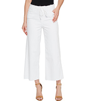 Paige - Lori w/ Drawstring Raw Waistband in Optic White