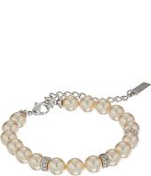 Nina - Betha Pearl Bracelet w/ Crystal Spacers