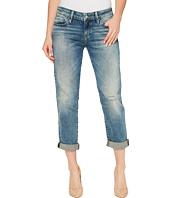 Mavi Jeans - Emma Slim Boyfriend in Mid Earthy Vintage