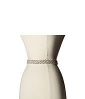 Nina - Kennedy Organza Crystal Braid Sash
