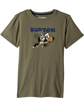 Burton Kids - Stoked Short Sleeve T-Shirt (Little Kids/Big Kids)