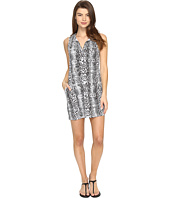 Tommy Bahama - Snake Charmer Split-Neck Spa Dress Cover-Up