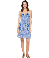 Tommy Bahama - Crete Tiles Sleeveless Short Sundress
