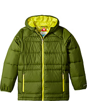 Columbia Kids - Gold 550 Turbodown Hooded Jacket (Little Kids/Big Kids)
