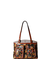 Patricia Nash - Belver Top Zip Tote