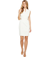 Tahari by ASL - Textured Sheath Dress