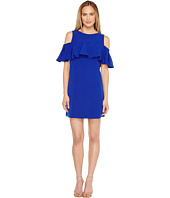 Tahari by ASL - Off Shoulder Flounce Dress