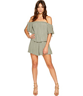 The Jetset Diaries - Highlands Romper