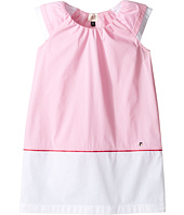Armani Junior - Cotton Shift Dress (Toddler/Little Kids/Big Kids)