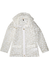 Armani Junior - Starfish Raincoat (Toddler/Little Kids/Big Kids)