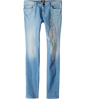 Armani Junior - Funtastic Paint Splatter Denim (Big Kids)