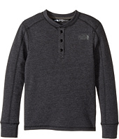 The North Face Kids - Long Sleeve Henley (Little Kids/Big Kids)