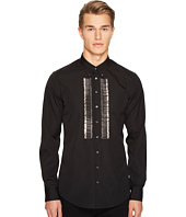 DSQUARED2 - Mod Evening Safety Pin Shirt