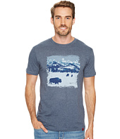 Mountain Khakis - Snowy Graze T-Shirt