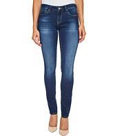 Mavi Jeans - Alexa Mid-Rise Skinny in Dark Brushed Shanti