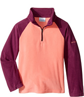 Columbia Kids - Glacial™ Fleece Half Zip (Little Kids/Big Kids)