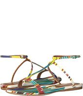 Etro - Ikat Flat Sandal