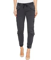 Hudson - Runaway Flight Pants in Blackened Charcoal