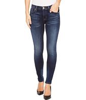 Hudson - Nico Mid-Rise Super Skinny Five-Pocket Jeans in Blue Gold