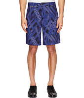 Versace Collection - Printed Shorts