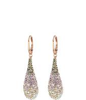 Swarovski - Abstract Pierced Earrings