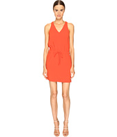 Boutique Moschino - Drawstring V-Neck Dress