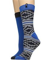 Sanuk - The Twofer Crew Socks 2-Pack