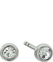 Fossil - Crystal Studs Earrings