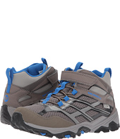 Merrell Kids - Moab FST Mid A/C Waterproof (Little Kid)