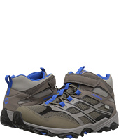 Merrell Kids - Moab FST Mid A/C Waterproof (Big Kid)