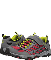 Merrell Kids - Moab FST Low A/C Waterproof (Big Kid)