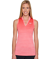 Nike Golf - Precision Fall Sleeveless Jacquard Polo