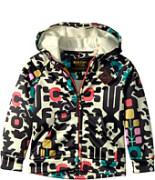 Burton Kids - Mini Bonded Full Zip Hoodie (Toddler/Little Kids)