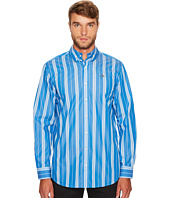 Vivienne Westwood - Andreas Stripe Two-Button Krall Shirt