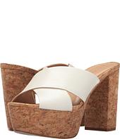 Massimo Matteo - Cork Platform Sandal