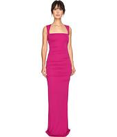 Nicole Miller - Felicity Open Back Jersey Gown