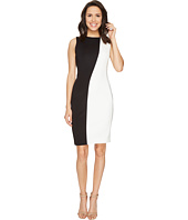 Calvin Klein - Color Block Sheath Dress CD7M1T9V