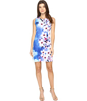 Calvin Klein - Jersey Shift Dress in Floral Print CD7A4R8D